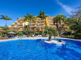 Apartamentos Tigaiga Suites, hotel cerca de Estación de autobuses de Puerto de la Cruz, Puerto de la Cruz