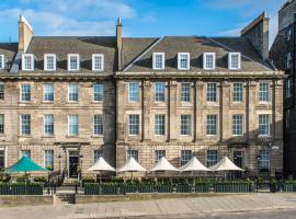 Courtyard by Marriott Edinburgh, hotel v destinaci Edinburgh