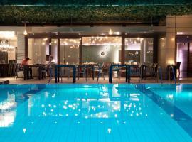 Lazart Hotel, hotel in Thessaloniki