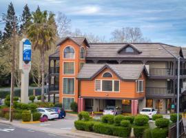 Executive Inn & Suites Sacramento, hotel near Sacramento Airport - SMF, Sacramento