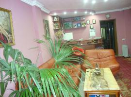 Hotel MIRA, hotel in Goris