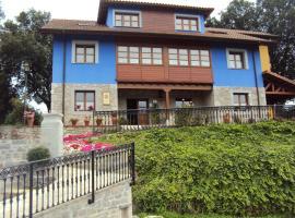 La Biesca Sebreñu, hotel in Ribadesella
