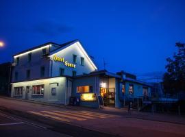 Hotel Sonne, hotel in Amden