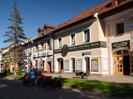 Penzión Minipivovar Tatras, privát v Poprade
