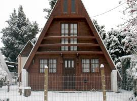 Casita Alpina Aguca, casa en San Carlos de Bariloche