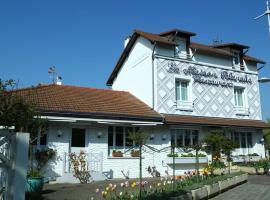 Hôtel Restaurant Maison Blanche, hôtel à Rungis près de: Aéroport de Paris - Orly - ORY