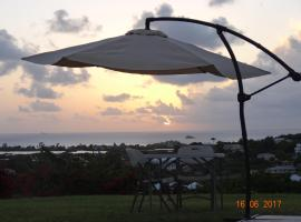 Holiday Home Belvedere, vacation rental in Dickenson Bay