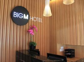 BIG M Hotel, hotel in Kuala Lumpur