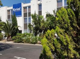 Kyriad Marseille Ouest - Martigues, Hotel in Martigues