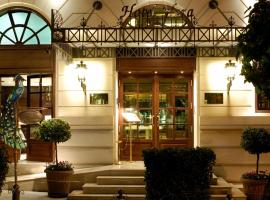 Hera Hotel, hotel near Filopappos Hill, Athens