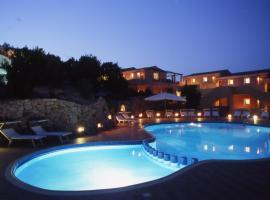 Hotel Stelle Marine, hotell i Cannigione