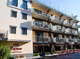 Rama Palace Hotel, hotel in zona Le Ginestre Centro Commerciale, Casalnuovo di Napoli