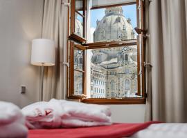 Amedia Plaza Dresden, ξενοδοχείο στη Δρέσδη