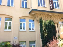 Appartementhaus am Dom, hotel in Halle an der Saale