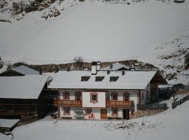 Agriturismo Maso Larciunei, farm stay in Selva di Val Gardena
