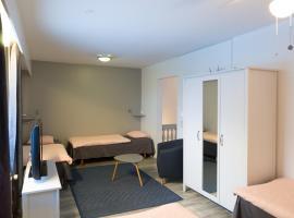 Guesthouse Borealis Apartments, huoneisto Rovaniemellä