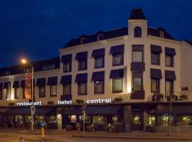 Hotel Central, hotel in Roosendaal