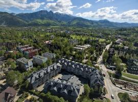 Prestige Apartamenty Stara Polana & Spa, hotel with jacuzzis in Zakopane
