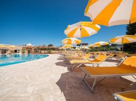 Hotel Parco Delle Agavi, hotel a Ischia