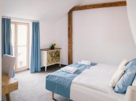 Nebespán, hotel v Kašperských Horách