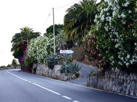 Agriturismo Un Mare di Fiori, hotel near Hanbury Gardens, Ventimiglia