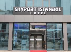 Skyport Istanbul Hotel, apartment in Istanbul