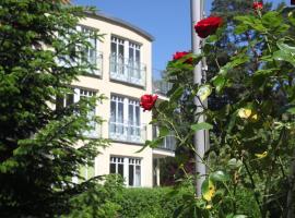 Ferienwohnung Elke am Kurfürstensteg, hotel in Bad Saarow