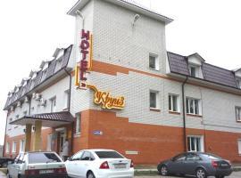 Kruiz Hotel, hotel in Bryansk