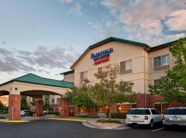 Fairfield Inn & Suites Denver Airport, hotel near Denver International Airport - DEN, Denver