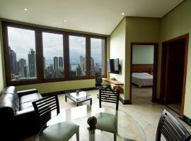 Torres de Alba Hotel & Suites, hotel en Panamá