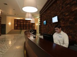 Tabasco Inn, hôtel à Villahermosa