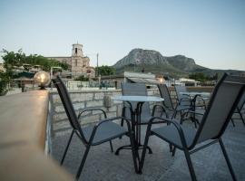 Pegasus Rooms, hotel conveniente a Korinthos
