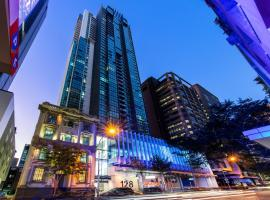 Oaks Brisbane on Charlotte Suites, serviced apartment in Brisbane