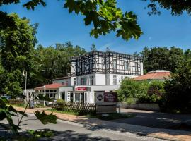 Best Western Plus Ostseehotel Waldschloesschen, Hotel in Prerow