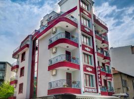 Hotel Prestige, отель в Бургасе