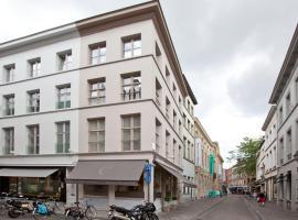 Drabstraat 2 Apartment, boetiekhotel in Gent