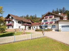 Ferienhaus Bergwald, apartment in Bodenmais