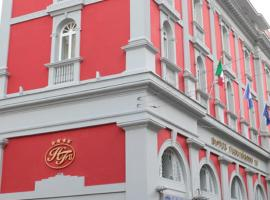 Hotel Ferdinando II, hotel near Naples International Airport - NAP, Naples