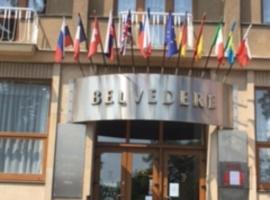 Hotel Belvedere Příbram, hotel in Příbram