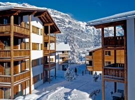 Hapimag Ferienwohnungen Flims, Hotel in Flims