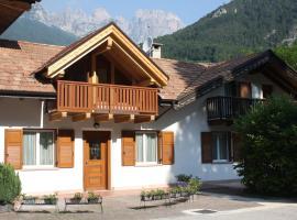 Appartamenti Ruby, apartment in Molveno