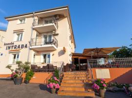 Apartments Jadranka, family hotel in Malinska