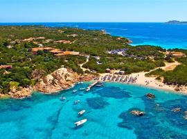 Hotel Capriccioli, hotel with pools in Porto Cervo