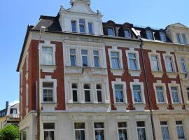 Pension Arietta, budget hotel in Plauen