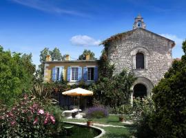 Mas de la Chapelle, hotel in Arles