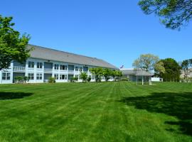 Courtyard Cape Cod Hyannis, hotel near The Links 9 at Bayberry Hills Golf Course, Hyannis