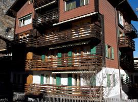 Chalet Felderhof, Ferienwohnung in Zermatt