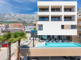 Boutique Hotel Ani, spa hotel in Makarska