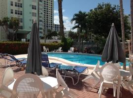 Birch Patio Motel, motel in Fort Lauderdale