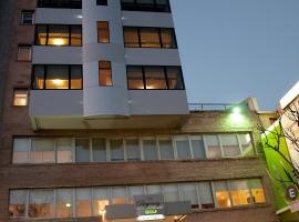 Regency Golf - Hotel Urbano, hotel in Montevideo